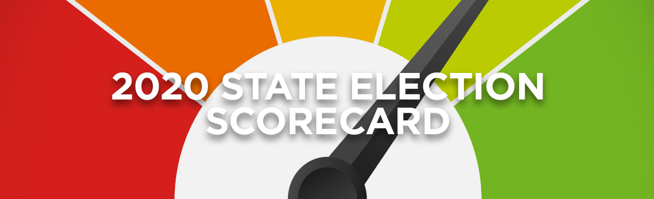 2020 State Election Scorecard