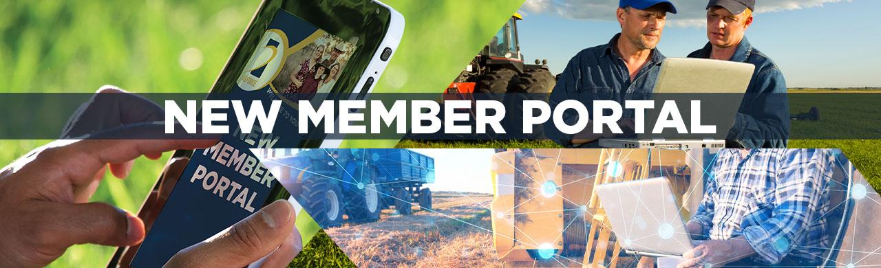 Member portal now live!